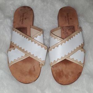 Kate Spade  Size 9 M Sandal Slides